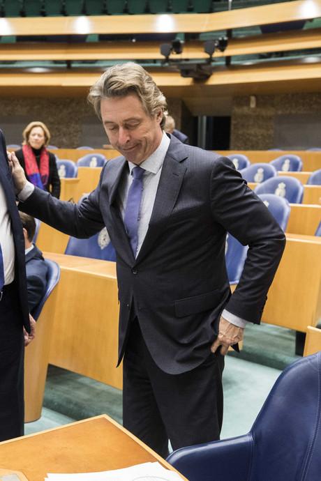Kamer maakt einde aan filibuster na 'spelletje' van PVV'er Mulder uit Zwolle