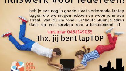 De Frakstok krijgt vervolg: initiatiefnemers zamelen laptops in voor kinderen in kansarmoede