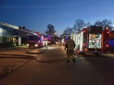 Brandweer Hengelo rukt massaal uit: 'brand' blijkt vuurkorf te zijn