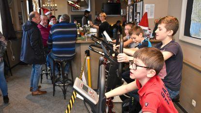 Café Cross levert maar liefst 10.232 euro op