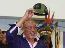 Bouterse tegen aanhang: 'Laten we bewijzen dat we een partij van liefde zijn'