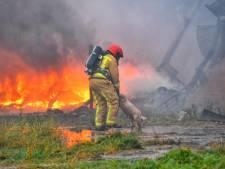 Ruim 4000 dode varkens en biggetjes bij zeer grote brand in Brabantse varkensstal