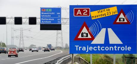 Na de zomer ook overdag 130 rijden op A2 Utrecht-Amsterdam