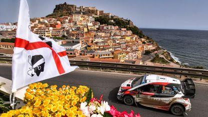 Tänak oppermachtig op derde dag van Rally van Sardinië, Neuville zesde