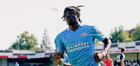Madueke bekroont goed trainingskamp bij PSV met fraaie hattrick