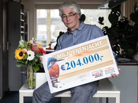 Lee wint Miljoenenjacht zonder programma ooit te zien