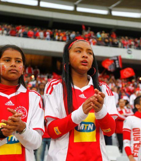 Ajax trekt zich helemaal terug uit Ajax Cape Town