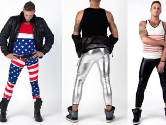 De legging is trendy bij mannen (+ enkele stoere draagtips)