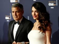 Clooneys doneren miljoen om haat tegen te gaan