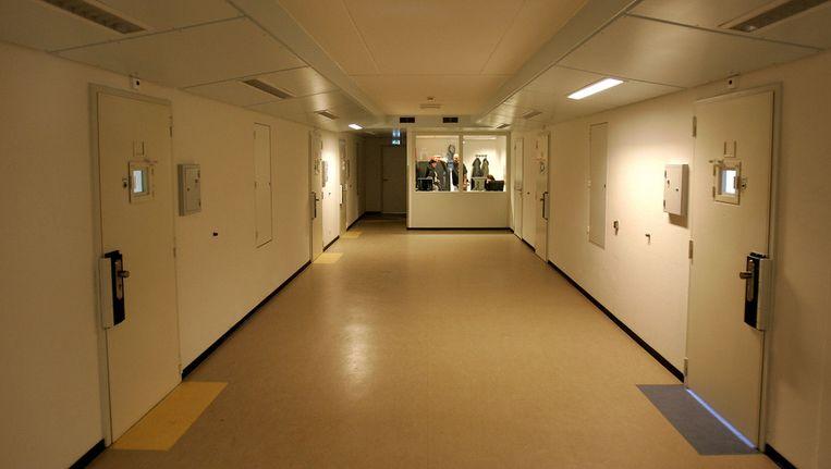De gevangenis van Vught Beeld anp