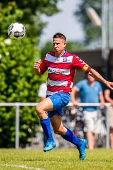 Trefzeker Van Sprundel hoopt dat stijgende lijn is ingezet voor FC Oudewater