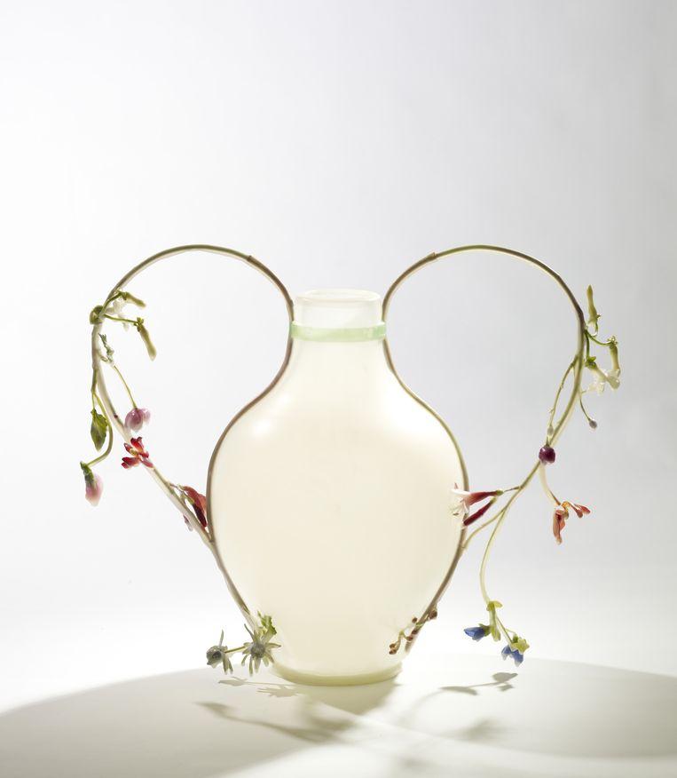 Frozen Vase Beeld Studio Wieki Somers