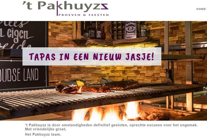 Femke Hellings heeft wel ideeën voor het failliete Pakhuyzz in Schijndel.