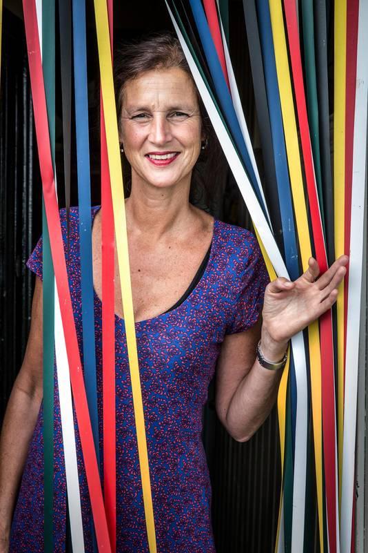 Stella Zonneveld, voorzitter van de huisartsenkring Amsterdam.