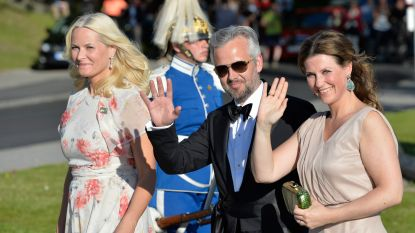 Ex-man Noorse prinses Märtha-Louise stapt uit het leven