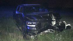 75-jarige vrouw zwaargewond na fout inhaalmanoeuvre van pick-upbestuurder