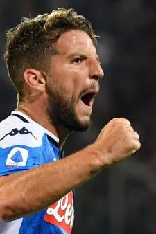 Naples s'impose à la Fiorentina, Mertens déjà décisif