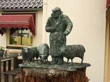 Opnieuw markant beeld gestolen in gemeente Apeldoorn