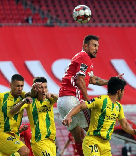 Benfica verzuimt te profiteren van nederlaag FC Porto bij herstart Portugese competitie