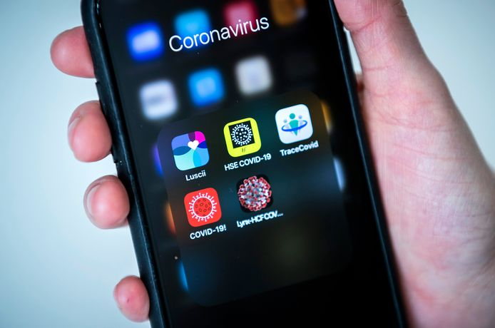 Staat doet een peiling onder 900 mensen en noemt dat representatief om corona apps te pushen (Update)