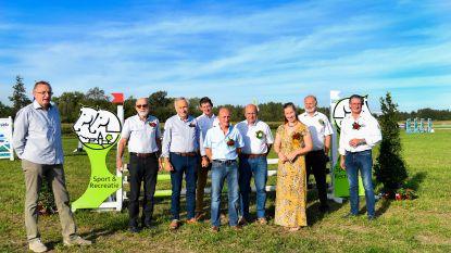 Vijftigjarige Zandruiters zorgen voor provinciale kampioenschappen aan Koebosstraat