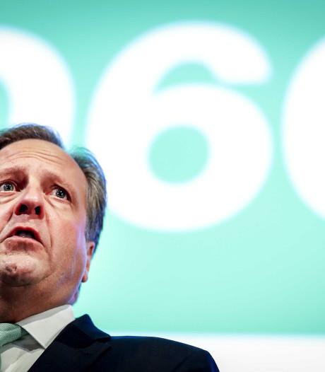 D66-lijsttrekker boos op Pechtold: afschaffen referendum 'kapitale fout'