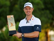 Britse golfer Rose na week alweer terug aan kop wereldranglijst