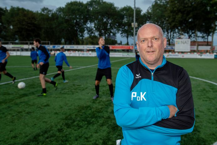 Giessen GRC  Trainer Piet de Kruif