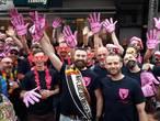 Belgen kijken ogen uit op Roze Maandag: 'Zoiets kan alleen in Nederland'