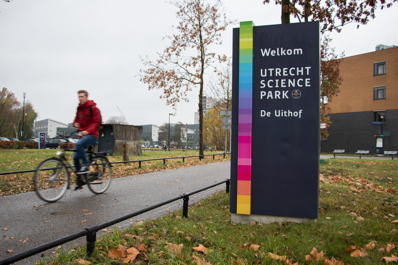 De naam De Uithof wordt vandaag waarschijnlijk officieel veranderd in Utrecht Science Park