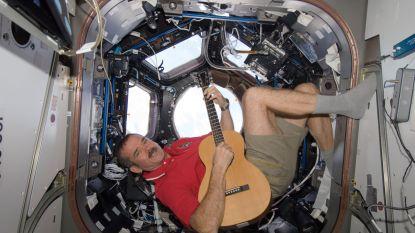 """""""Langere ruimtereizen zoals die naar Mars kunnen kanker veroorzaken"""""""