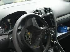 Auto's in Wierden doelwit van airbag-diefstallen