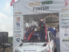 Bob de Jong wint GTC Rally met overmacht; Roald Leemans knap derde