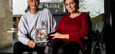 Judith's leven werd verwoest nadat man Jeffrey stierf op het werk: 'Dit jaar kregen we alleen een kaartje'