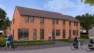 De Mandel sloopt en bouwt 12 nieuwe woningen in Oostvleteren