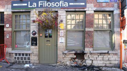 Restaurant La Filosofia heropent op 8 januari