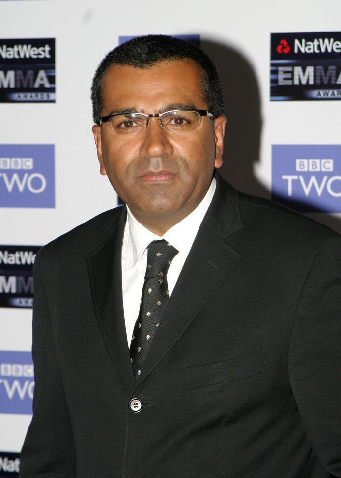 Martin Bashir in 2004.