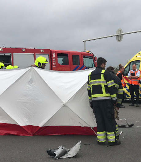 Slachtoffer ernstig ongeluk A2 bij Zaltbommel is 66-jarige man uit Haaften