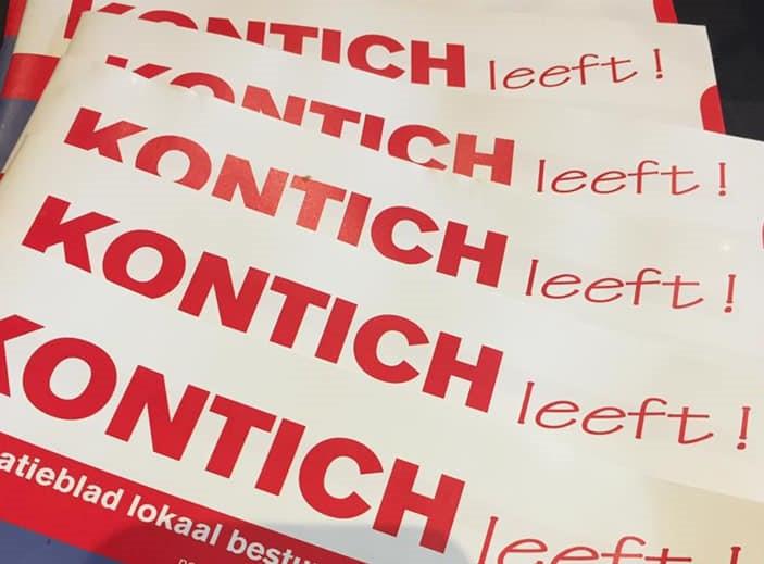 Het infoblad Kontich Leeft.