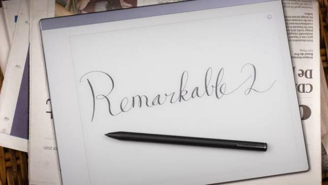 Remarkable 2 review: hoe voelt en werkt deze 'papieren' tablet?