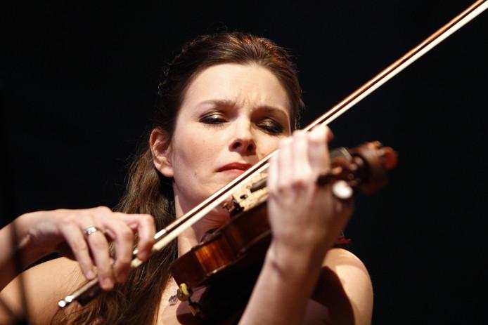 De Johannes Vermeer Prijs, de Nederlandse staatsprijs voor de kunsten, is itgereikt aan violiste Janine Jansen.
