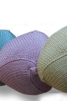 Knitted Knockers: Zeeuwen breien borstprotheses als alternatief voor siliconen