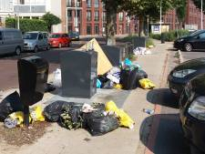 Eerste 'megaboetes' voor illegale storters in Tilburg