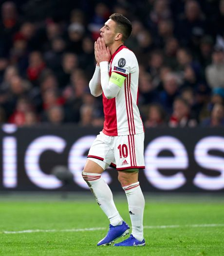 Tadic aangeslagen na uitschakeling: 'Dachten zeker dat we wel een goal zouden maken'