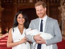 Les premières images du bébé royal