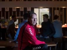 Harskamp breekt met trainer Jansen