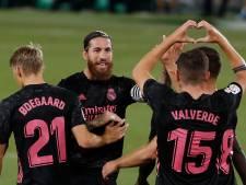 Le Real Madrid arrache sa première victoire de la saison sur la pelouse du Betis