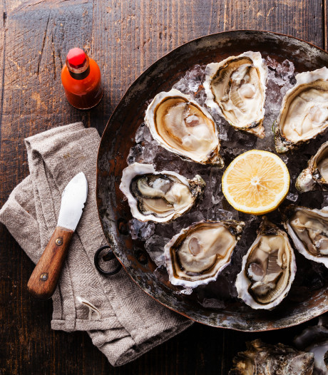 Visser betrapt met 667 kilo illegale oesters