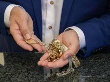 Goudprijs stijgt naar recordhoogte: 'Dit is hét moment om gouden sieraden in te leveren'