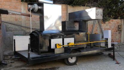 Luguber: mobiel crematorium moet probleem van Covid-lijken op Boliviaanse straten verhelpen